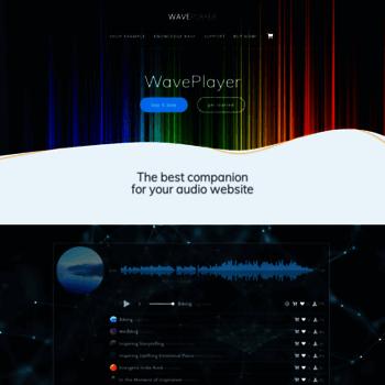 Waveplayer.info thumbnail