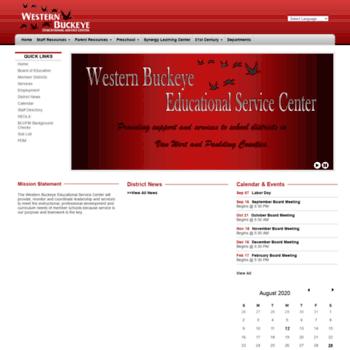 Wbesc.org thumbnail