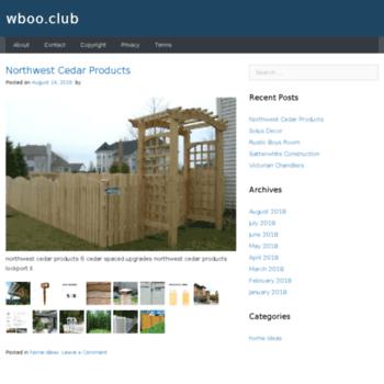 Wboo.club thumbnail