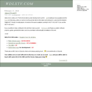 wdlxtv com at Website Informer  WdlxTV  Visit WdlxTV