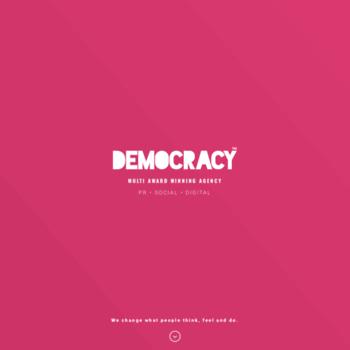 Wearedemocracy.co.uk thumbnail
