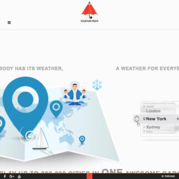 Weather-press.com thumbnail