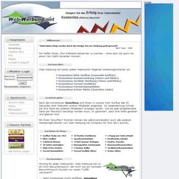 Web-werbung.net thumbnail