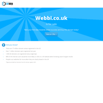 Webbi.co.uk thumbnail