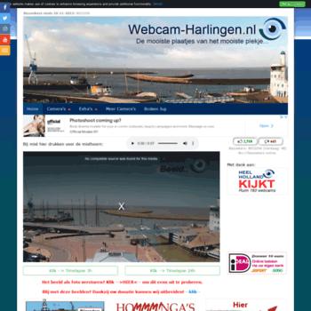 Webcam-harlingen.nl thumbnail