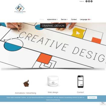 Webdesign-mallorca.eu thumbnail