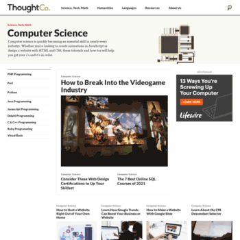 Webdesign.about.com thumbnail