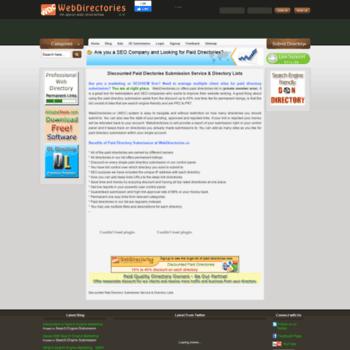 Webdirectories.co thumbnail