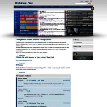 webgrabplus com at WI  WebGrab+Plus