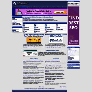 Webknowhow.net thumbnail