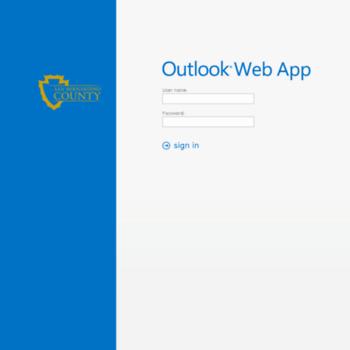 webmail.sbcounty.gov login