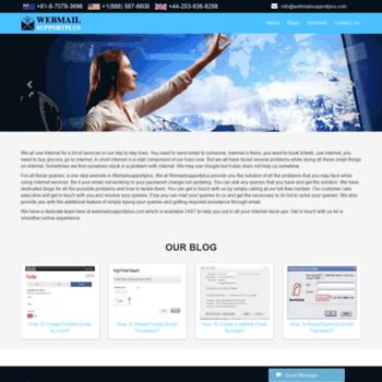 Webmailsupportplus.com thumbnail