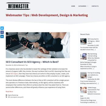 Webmaster-tips.net thumbnail