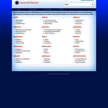 Webmasterdirectory.us thumbnail