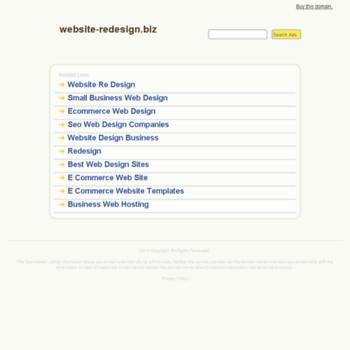 Website-redesign.biz thumbnail