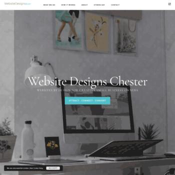 Websitedesignschester.co.uk thumbnail
