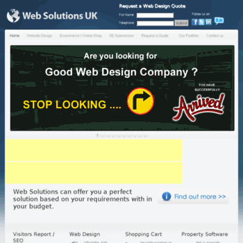 Websolutionsuk.net thumbnail