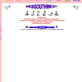 Websouthwest.co.uk thumbnail
