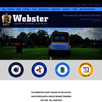 Websterbobcats.org thumbnail