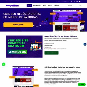 Webtecpr.com.br thumbnail