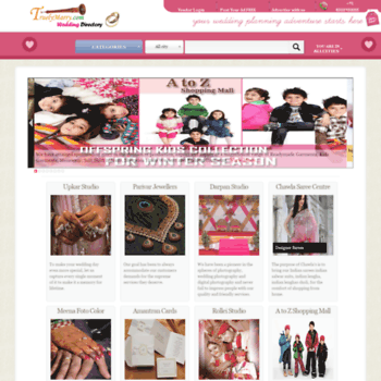 Weddingdirectory.truelymarry.com thumbnail