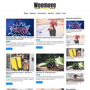 Site rencontre weemove