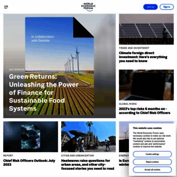 Weforum.org thumbnail