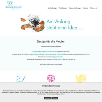 Wehrend-design.de thumbnail