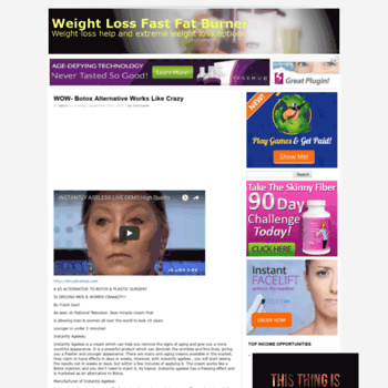 Weightlossfastfatburner.com thumbnail