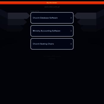 Welcome.com.pt thumbnail