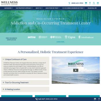 Wellnessresourcecenter.crchealth.com thumbnail