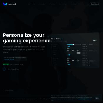 Wemod Infinity App – Automoriz