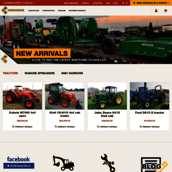 Wengers Of Myerstown >> Wengers Com At Wi Wengers Farm Equipment Tractor Parts