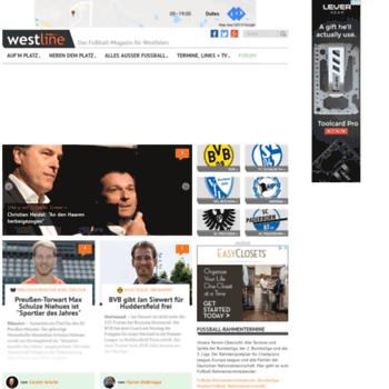 Westline.de thumbnail