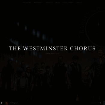 Westminsterchorus.org thumbnail