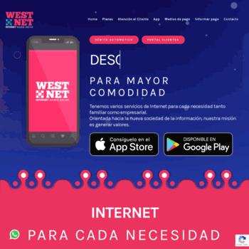 Westnet.com.ar thumbnail