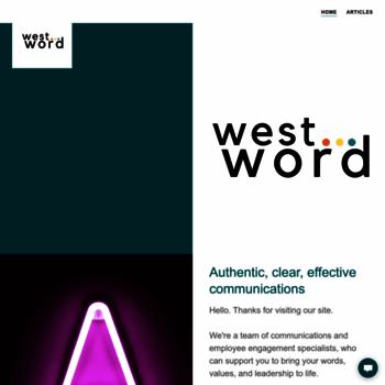 Westword.co.uk thumbnail