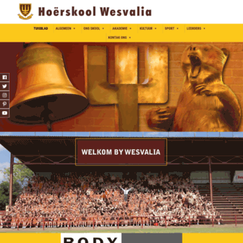 Wesvaliahs.co.za thumbnail