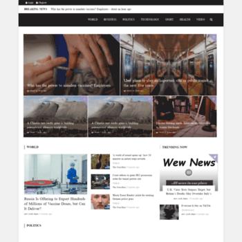 wew news at Website Informer  Wew News  Visit Wew