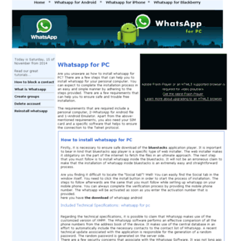 Whatsapp-pc.net thumbnail