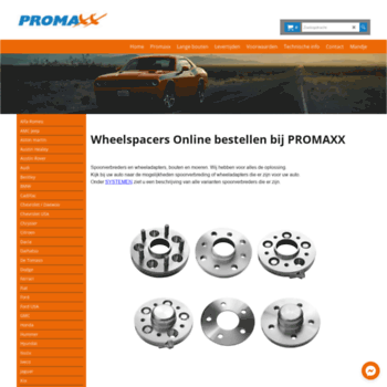 Wheelspacers.nl thumbnail