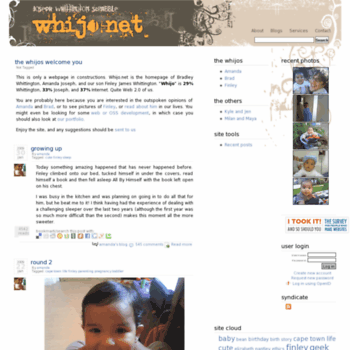 Whijo.net thumbnail