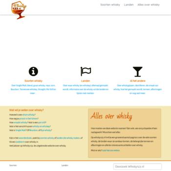 Whisky123.nl thumbnail