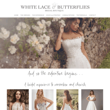 8d963283f038 whitelaceandbutterflies.co.uk at WI. White Lace & Butterflies Great ...