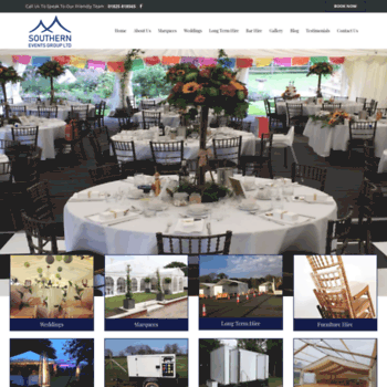 Whitingmarquees.co.uk thumbnail