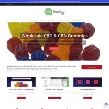 wholesalecbdgummies com at WI  Wholesale CBD Gummies | CBD