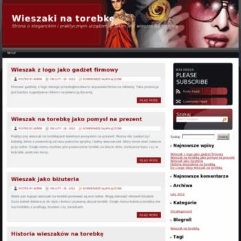 Wieszakinatorebke.pl thumbnail