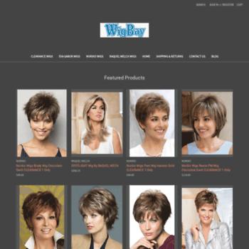 wigsgonewild.com at WI. Wigs Gone Wild