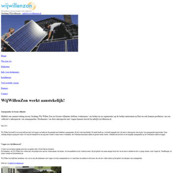 Wijwillenzon.nl thumbnail