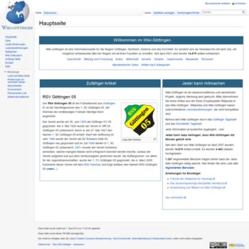 Wiki-goettingen.de thumbnail